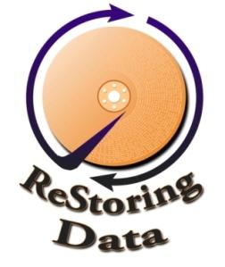 RestoringDataLogo