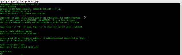 Configuring Zabbix (Monitoring tool) | LINUX DIGEST