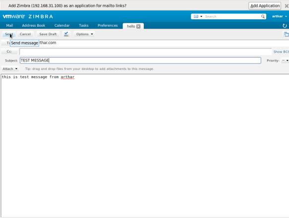 Configuring Zimbra Collaboration server (ZCS) | LINUX DIGEST