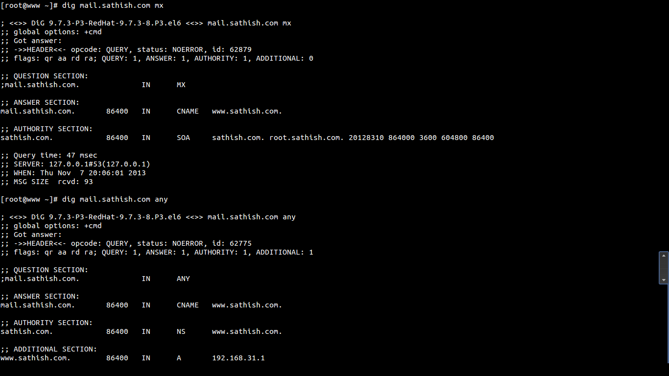 Configuring SplitDNS in Zimbra Mail Server | LINUX DIGEST