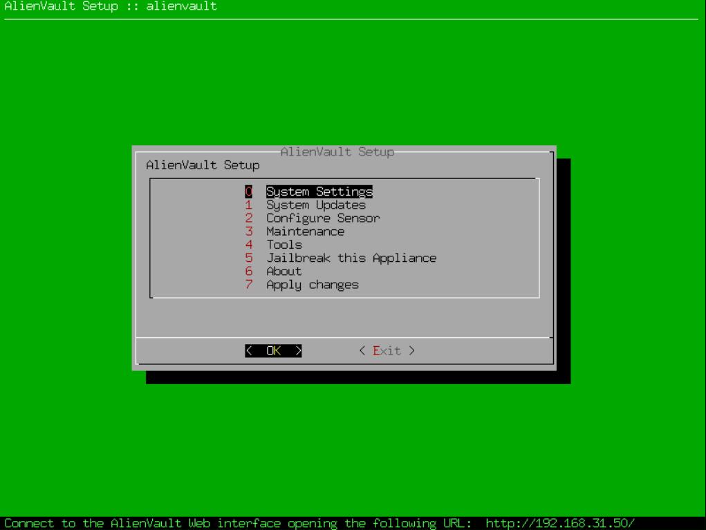 Configuring OSSIM Server | LINUX DIGEST