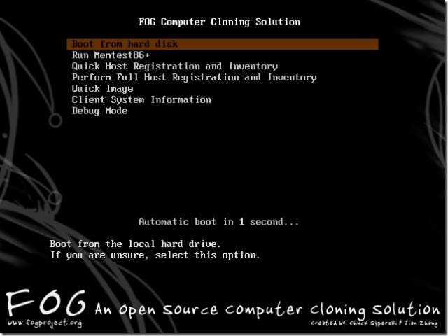 Installing FOG server in Ubuntu 13 10 | LINUX DIGEST