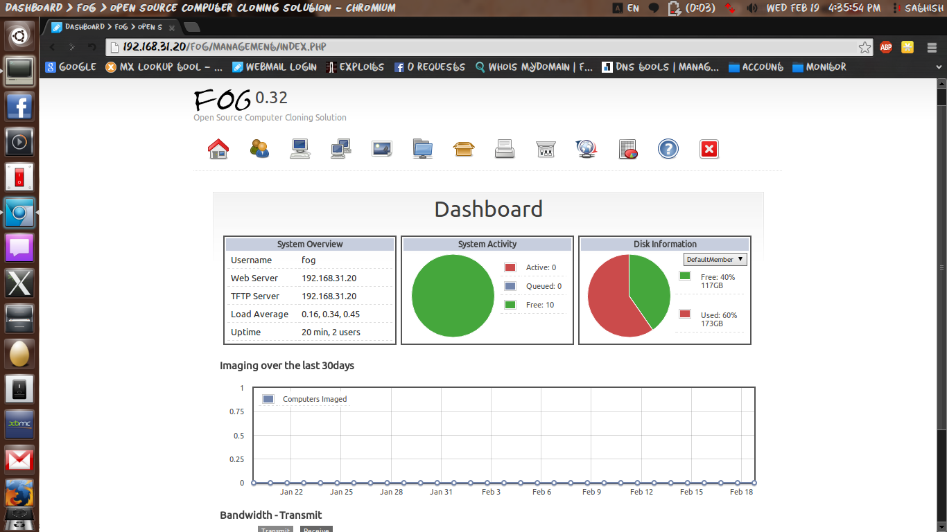 Installing FOG server in Ubuntu 13 10 – LINUX DIGEST