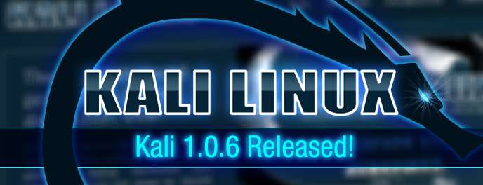 Things I Did After Installing Kali Linux 1 0 6 | LINUX DIGEST