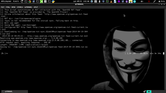 Configuring OpenVAS in Kali Linux 1 06 | LINUX DIGEST