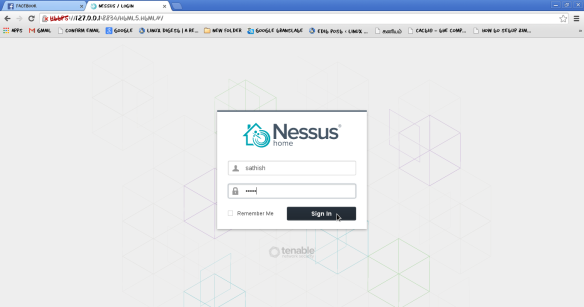 Vulnerability Scanning With Metasploit using Nessus | LINUX