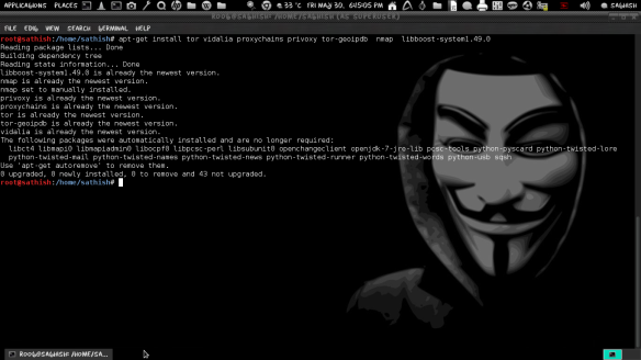 Anonymous Scanning with Nmap in Kali Linux   LINUX DIGEST