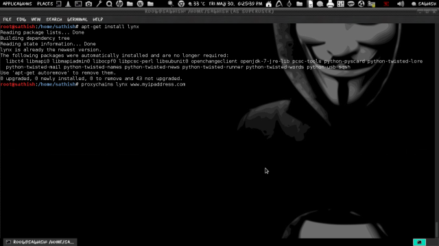 Anonymous Scanning with Nmap in Kali Linux | LINUX DIGEST