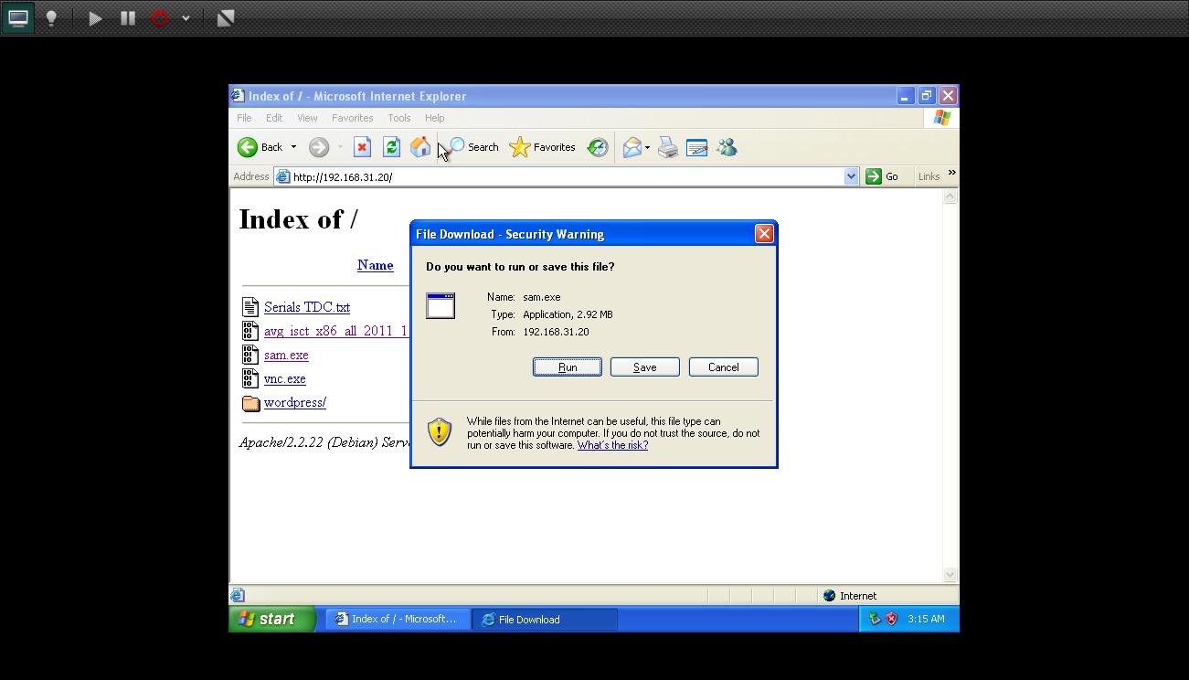 Privilege Escalation in windows xp using metasploit | LINUX