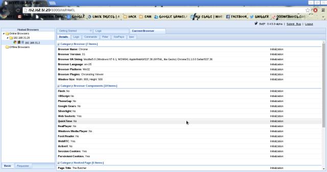 hack-web-browser