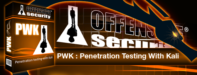 Offensive Security Certified Professional & PWK – My
